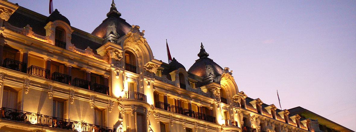 Luxury Hotels Of Monaco