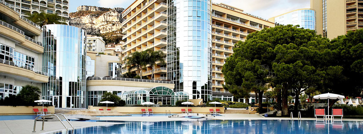 Hotel le meridien beach plaza monaco book in a 4 hotel for Hotels monaco