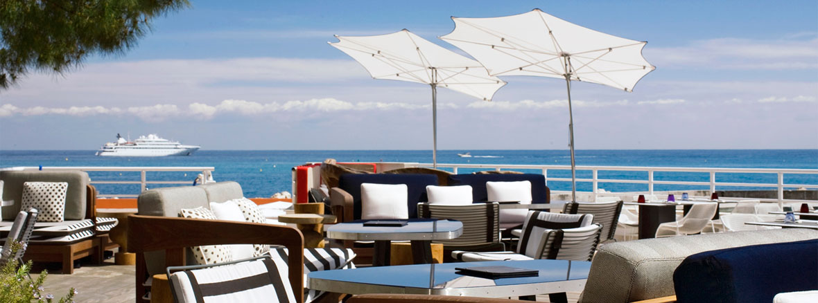 h tel meridien beach plaza monaco r servez dans un h tel 4 avec plage priv e. Black Bedroom Furniture Sets. Home Design Ideas