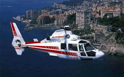 Heliport of Monte-Carlo